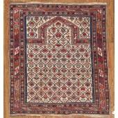 antique dagestan rug